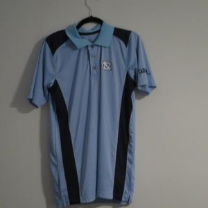 UNC Casual Button Down Shirt